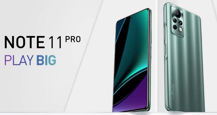 Infinix Note 11 Pro